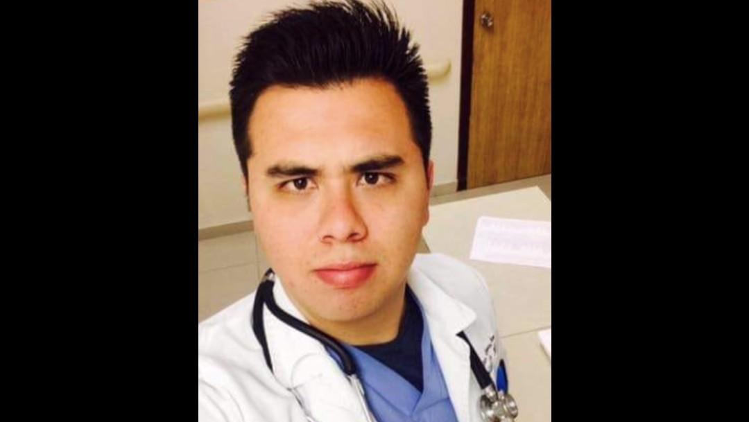Muere doctor de 29 años que atendía casos de COVID-19