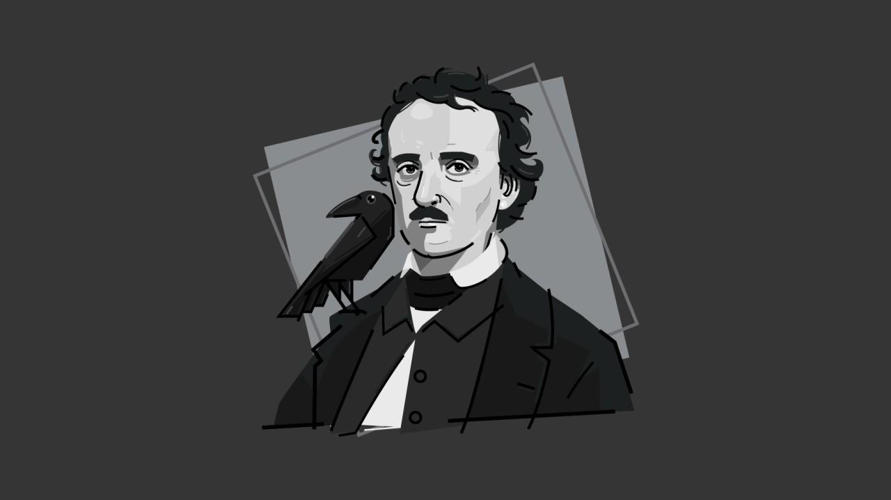 Edgar Allan Poe Cuento Imagen