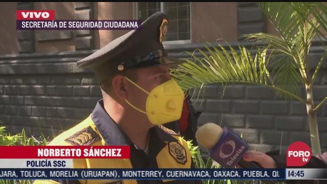 el es norberto sanchez el policia que devolvio 30 mil pesos a su dueno