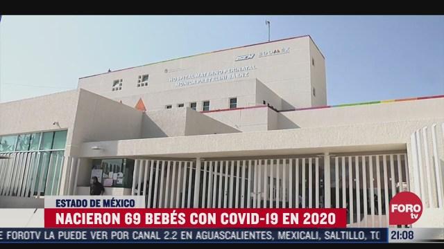 en hospital de toluca nacieron 69 bebes con covid 19 en