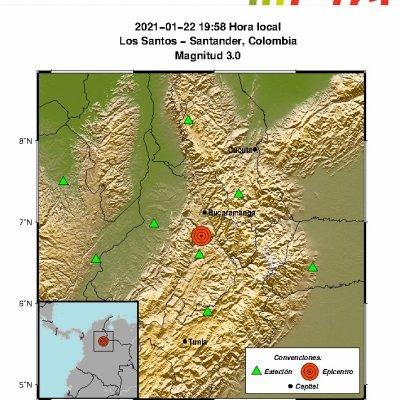(Servicio Geológico Colombiano)