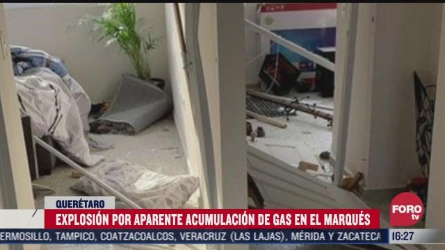 explosion de gas en queretaro deja 10 heridos
