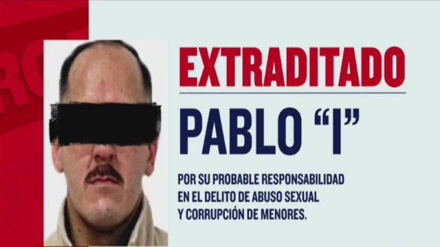 Extraditan a Argentina a hombre acusado de abuso sexual