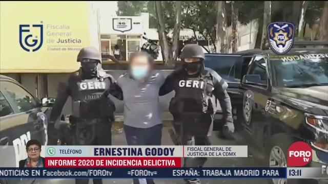 fgjcdmx vincula a proceso a 90 de los detenidos por robo con violencia