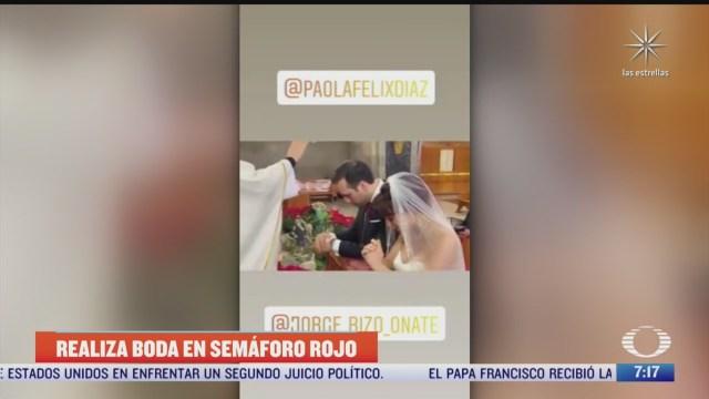 funcionaria de turismo de cdmx comparte fotos de boda pese a semaforo rojo
