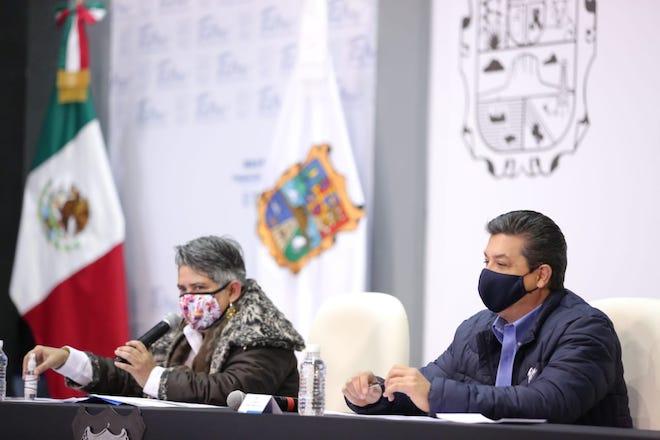 Francisco García Cabeza Vaca Conferencia Prensa