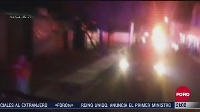 habitantes de tlaxcala intentan linchar a dos presuntos ladrones