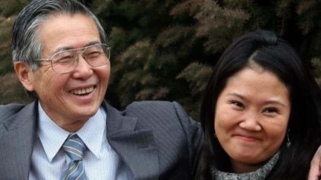 Keiko Fujimori indultará a su padre en caso de llegar a la presidencia de Perú