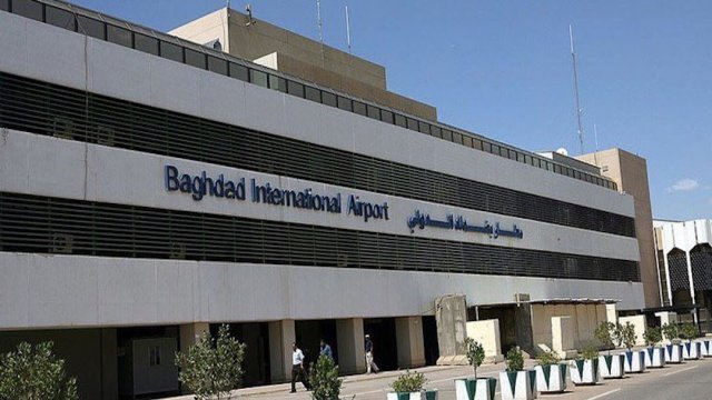 Lanzan tres misiles contra aeropuerto de Bagdad sin causar víctimas