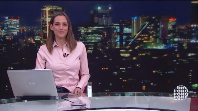 las noticias con ana francisca vega programa del 14 de enero de