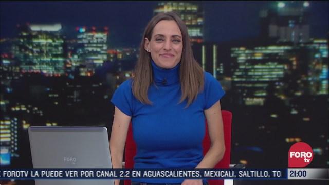 las noticias con ana francisca vega programa del 18 de enero de