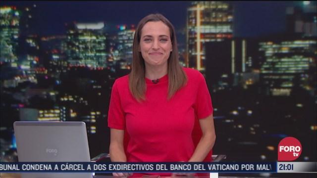 las noticias con ana francisca vega programa del 21 de enero de