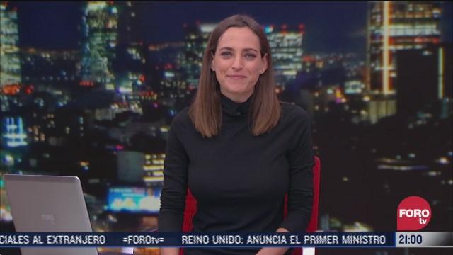 las noticias con ana francisca vega programa del 22 de enero de