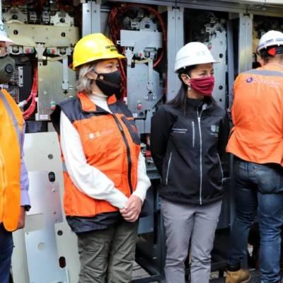 La jefa de Gobierno dijo que concluyó la rehabilitación de transformadores de las Líneas 1, 2 y 3 del Metro