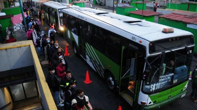 cierre estaciones metro cdmx