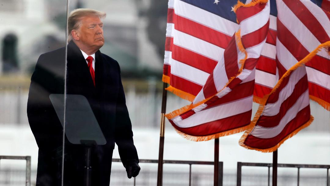 Nueva York cancela contratos con Trump tras asalto al Capitolio