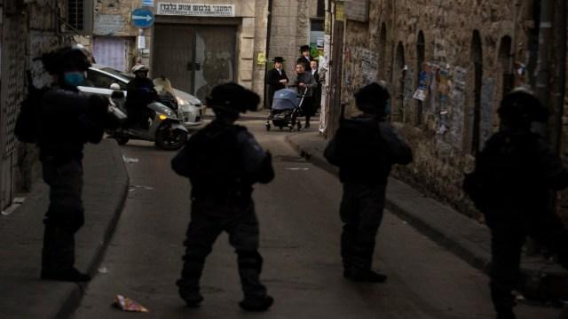 Palestino queda tetrapléjico tras ser herido por soldado israelí