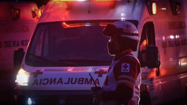 Paramédicos de Cruz Roja dan positivo a COVID y pacientes se quedan sin traslados en Pénjamo, Guanajuato