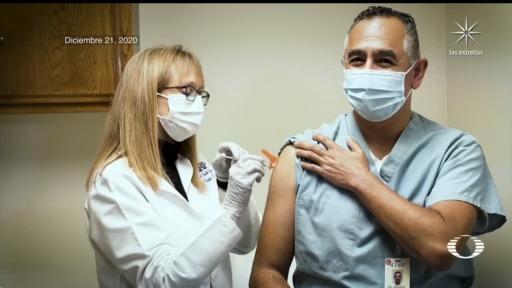 personal medico mexicano se vacuna en california