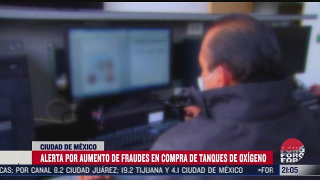policia cibernetica alerta sobre fraudes en venta de tanques de oxigeno