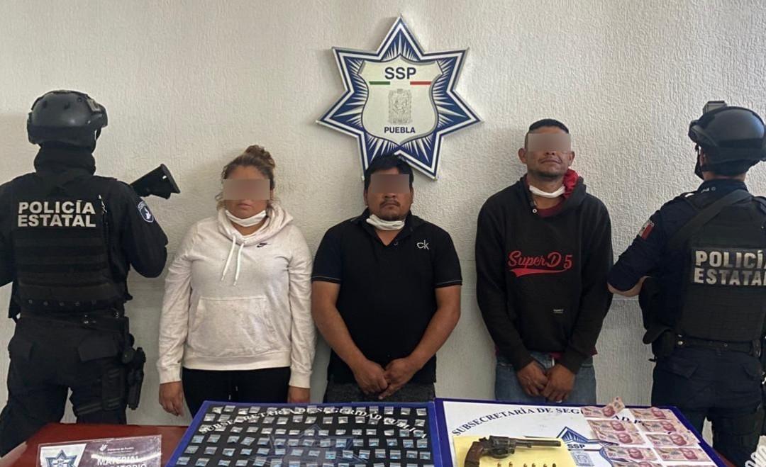 (Policía Estatal)