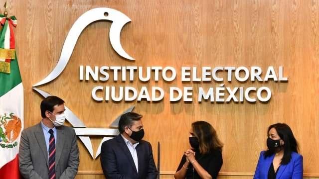 Reducción de presupuesto pone en riesgo proceso electoral en CDMX