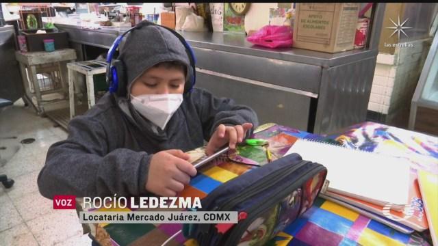 regresan a clases virtuales 25 millones de estudiantes en mexico