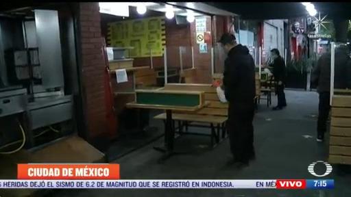 restaurantes de la cdmx se preparan para abrir