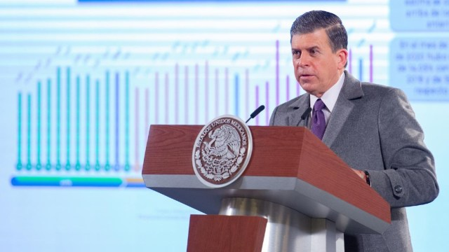 Ricardo Sheffield Padilla, titular de la Procuraduría Federal del Consumidor