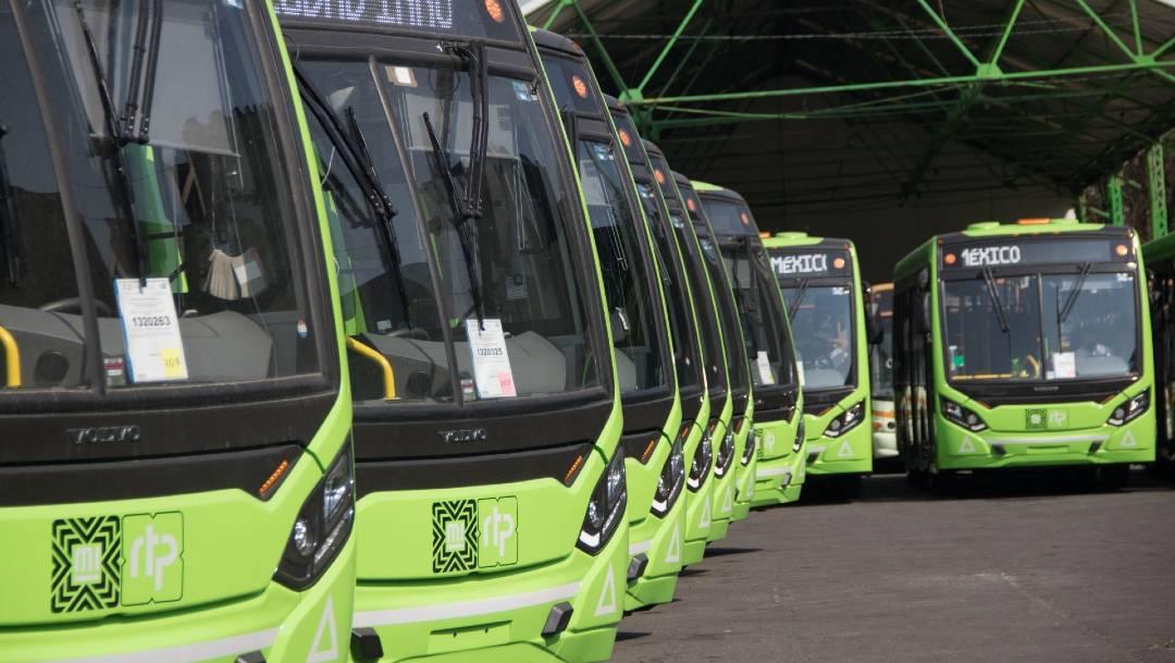 Autobuses de la RTP ofrecerán servicio provisional tras incendio en centro de control del Metro