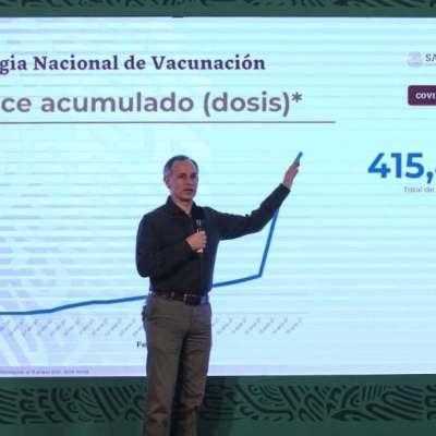 Sin infraestructura de red de frío para vacunación varios estados del país