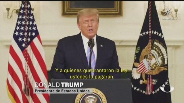 trump reconoce derrota y garantiza transicion tersa