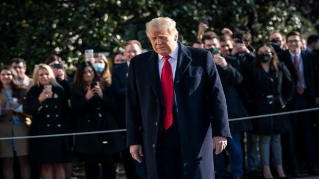 Trump suspende deportaciones de venezolanos en EEUU por 18 meses