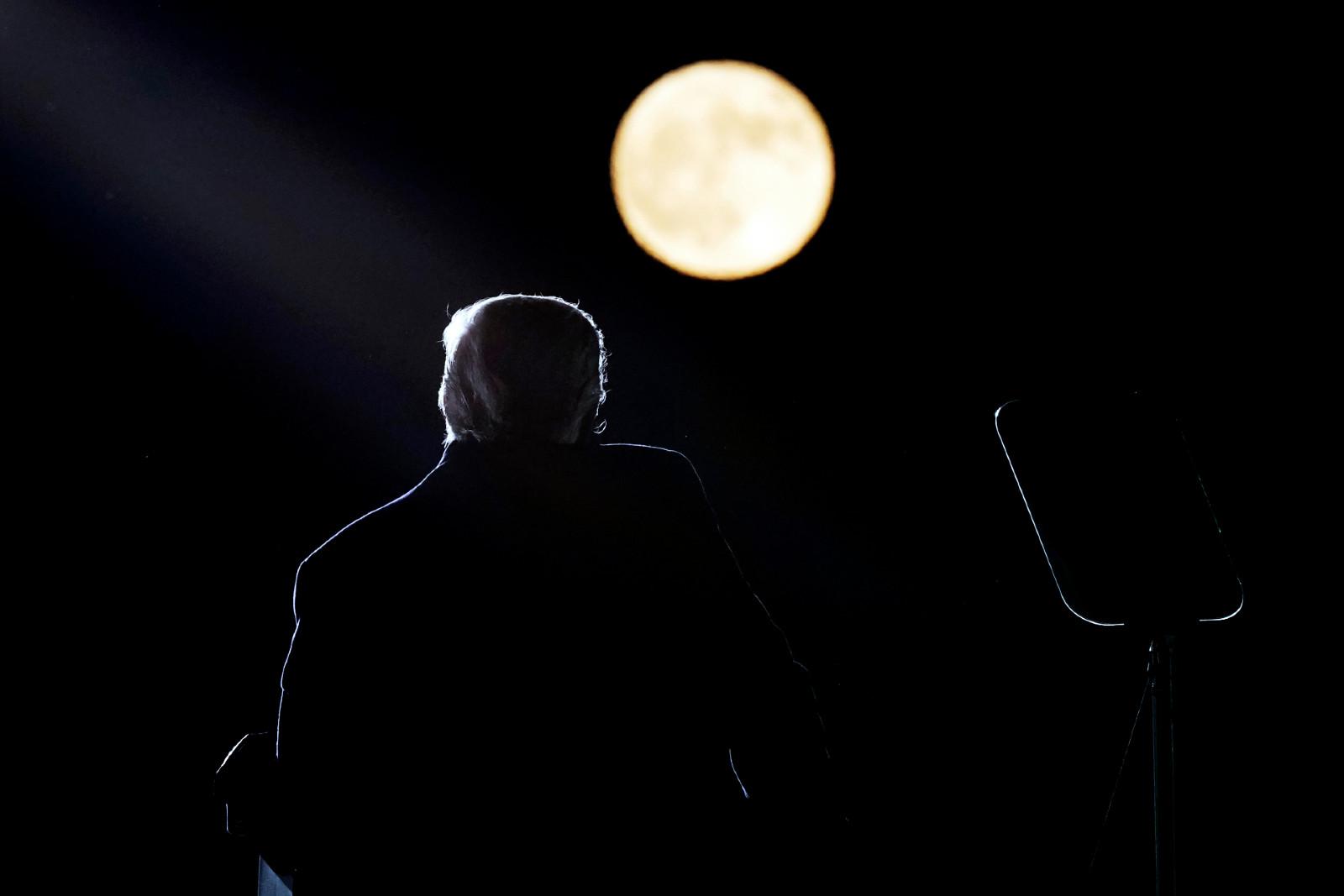 Donald Trump, polarización, política, Estados Unidos