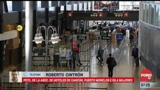 turismo mexicano se prepara por restricciones de viaje por covid 19 en eeuu