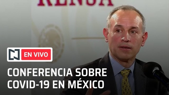 video conferencia coronavirus mexico hoy 6 enero 2021