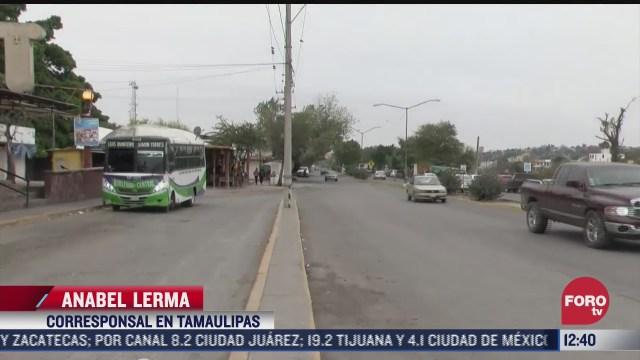 al menos siete muertos por bajas temperaturas en tamaulipas