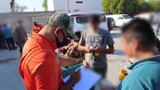 Rescatan-a-11-migrantes-en-NL-hay-dos-detenidos