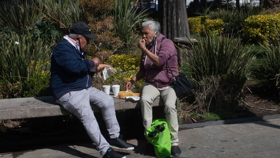 Capitalinos celebran Día de la Candelaria de manera austera y sin reuniones familiares