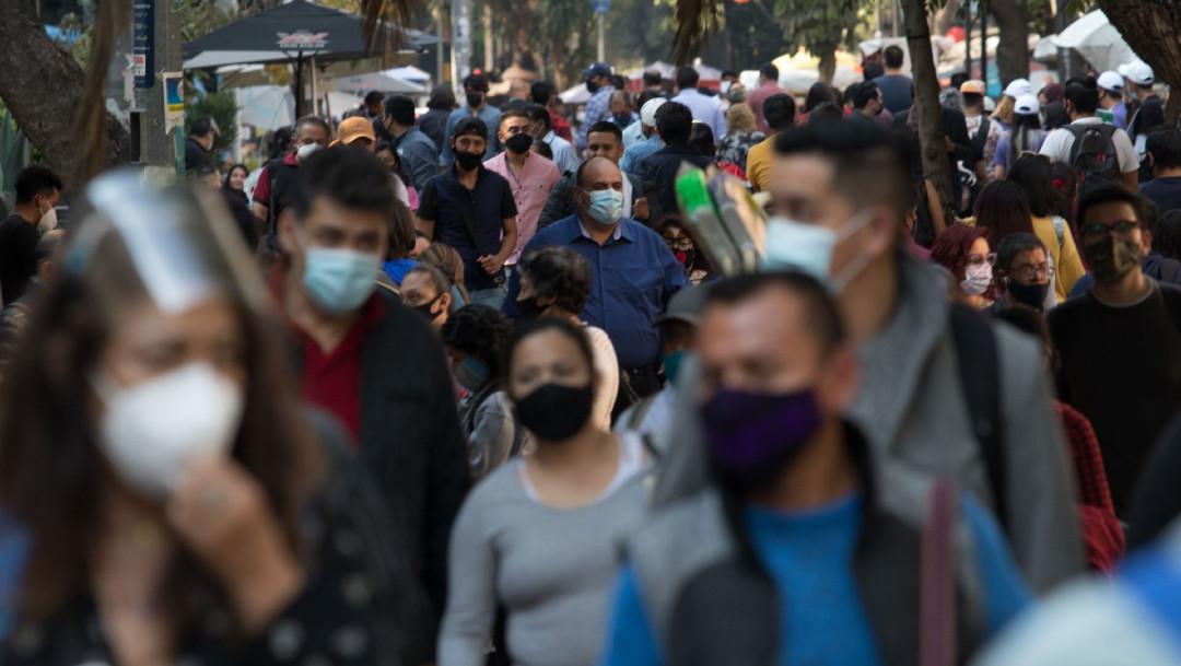 México suma 185 mil 257 muertos confirmados por COVID-19
