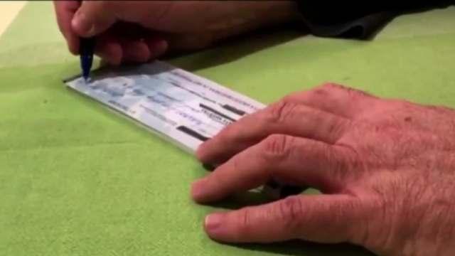 Cheques falsos, fraude que va en auge, advierte el Banco de México