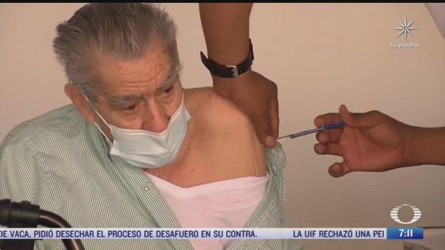 como va la vacunacion contra covid 19 en la republica mexicana