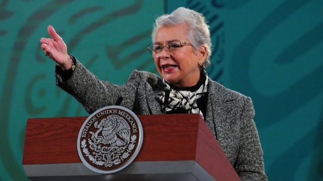 'Que devuelvan lo que no les corresponde': Sánchez Cordero sobre extradición de Ancira