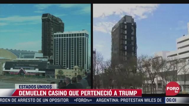 demuelen casino de trump