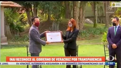 despierta presenta aclaracion sobre video de premio a gobierno de veracruz