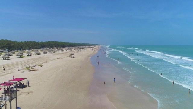 Destinos de naturaleza y playa en Tamaulipas (Twitter: @SECTUR_TAM)