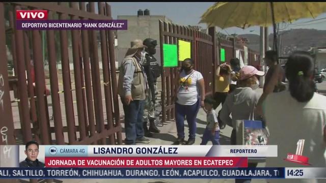 ecatepec continua con vacunacion contra covid
