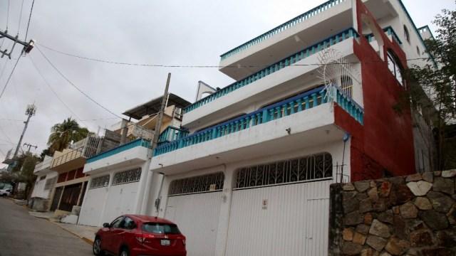 Esta es la casa donde se escondía el exgobernador Mario Marín en Acapulco