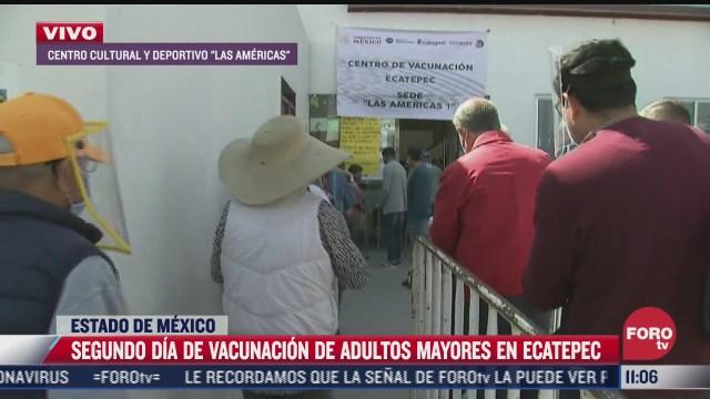 esto opinan adultos mayores en ecatepec sobre la vacunacion contra covid