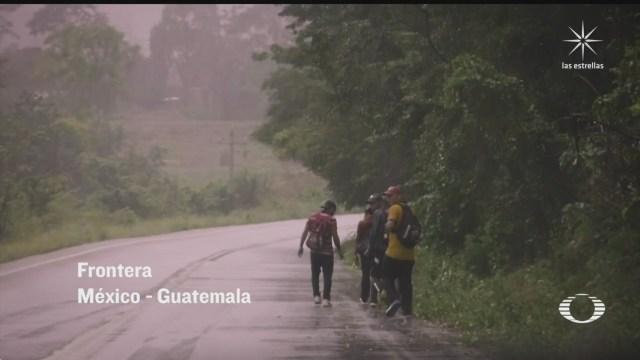 incrementa el flujo de centroamericanos indocumentados en tabasco